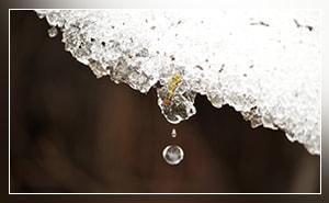 Можно ли пить талую воду из снега